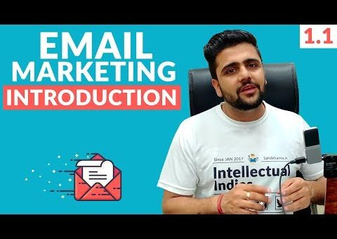 Email Marketing Introduction | What is Email Marketing | Digital Marketing Series |  Hindi