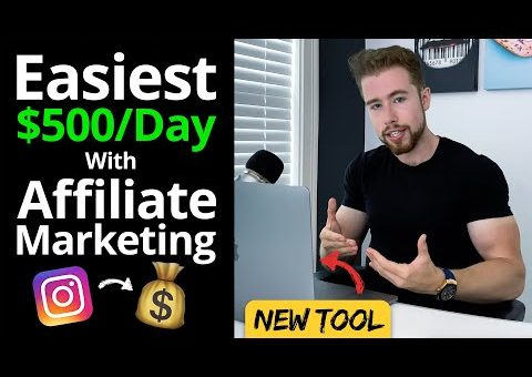 💸 Easiest $500/Day Affiliate Marketing With UNLIMITED Email Leads (2021)