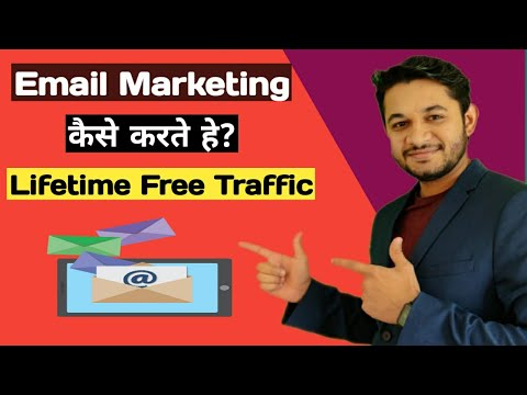 What is Email Marketing and How to Get Free Traffic to Website.