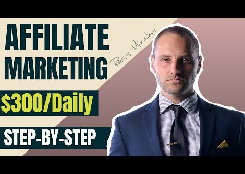 Affiliate Marketing Tutorial   How To Make Money As A Beginner [Step By Step]