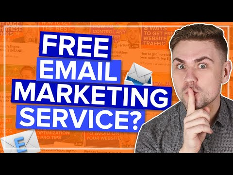 Email marketing tutorial for beginners 📧 FREE email marketing software (services)