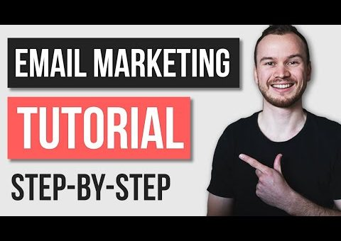 Email Marketing Tutorial For Beginners (MUST WATCH for Beginners)