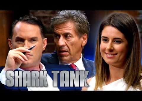 24-Year-Old Teaches Sharks How Affiliate Marketing Works | Shark Tank AUS