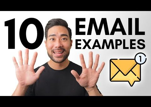 10 Email Marketing Campaign Examples // Email Campaign Ideas