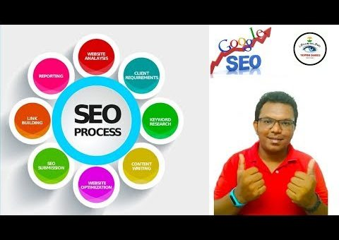 SEO(Search Engine Optimisation) Explained in Tamil(தமிழ்) Tripper Diaries 